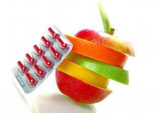 Работа витаминов