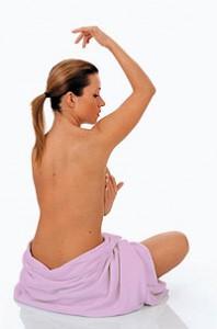 Самообследования груди